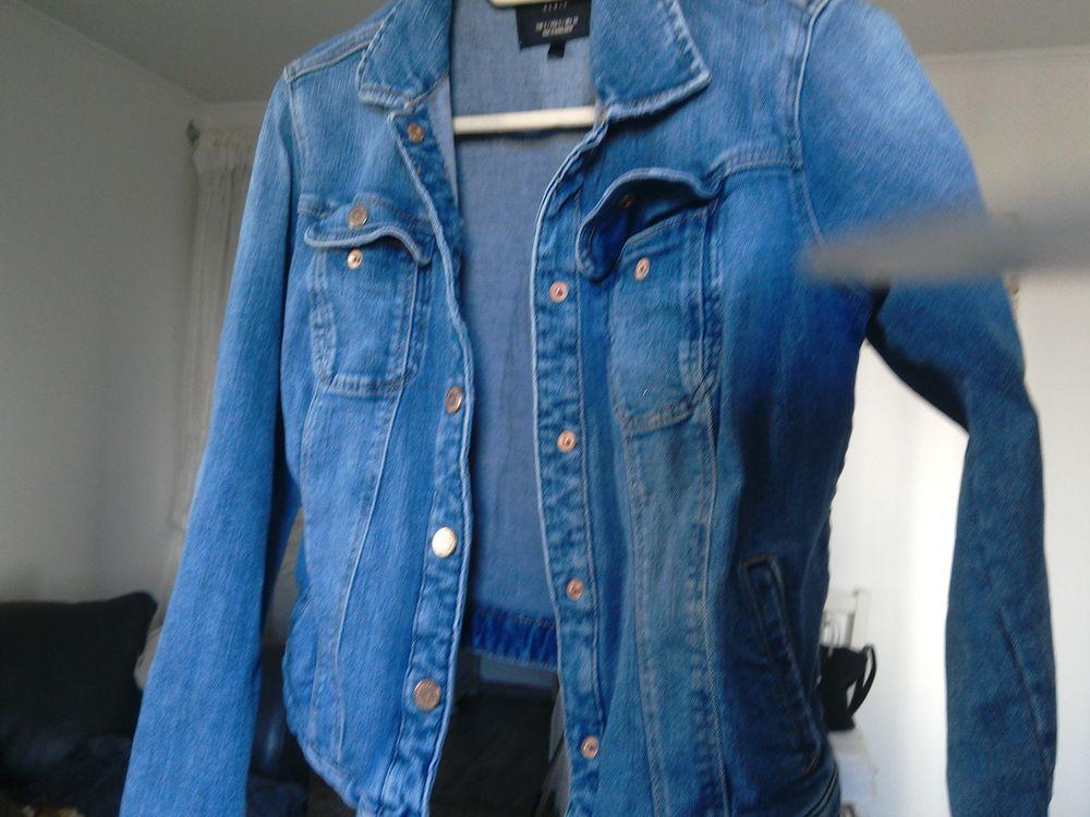 Veste jean Vêtements