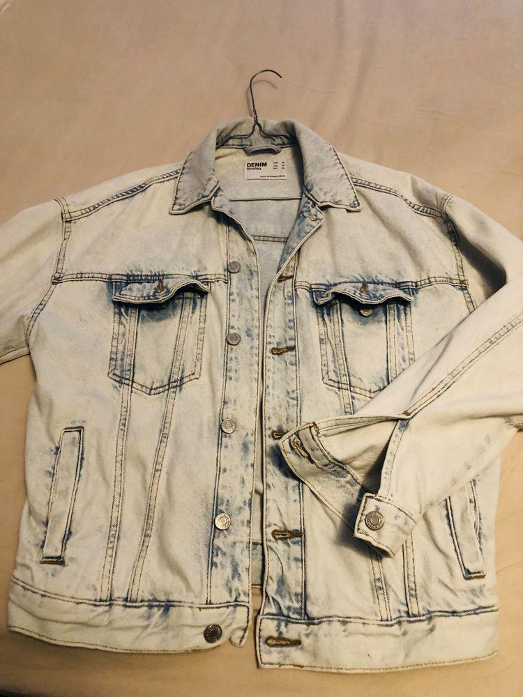 Veste en jeans bershka  10 Paris 19 (75)