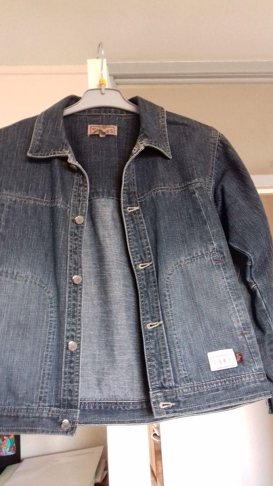 veste jeans garçon 6 Saint-Saulve (59)