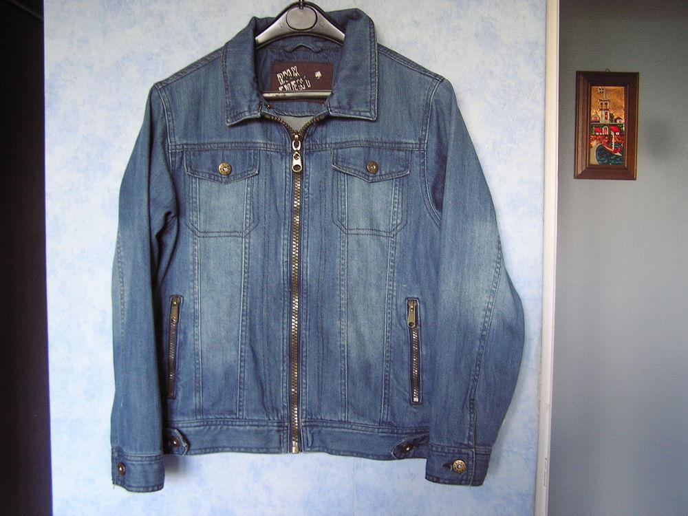 VESTE jeans, T. 12 ans, marque SIDEWALK 7 Brouckerque (59)