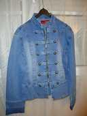 Veste jeans officier T.40 33 Châtenay-Malabry (92)