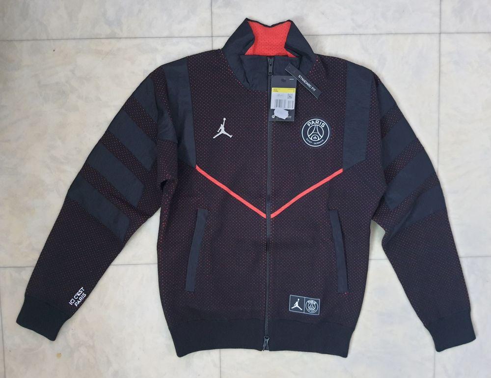 Veste Jordan X PSG Noire/ Corail, taille S pour homme, neuve et d'origine ( RARE ) 150 Saint-Cyr-l'École (78)