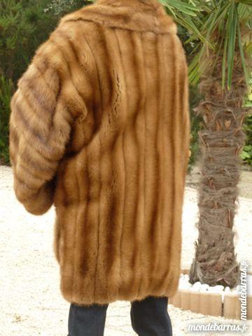 veste longue vison 350 Fréjus (83)