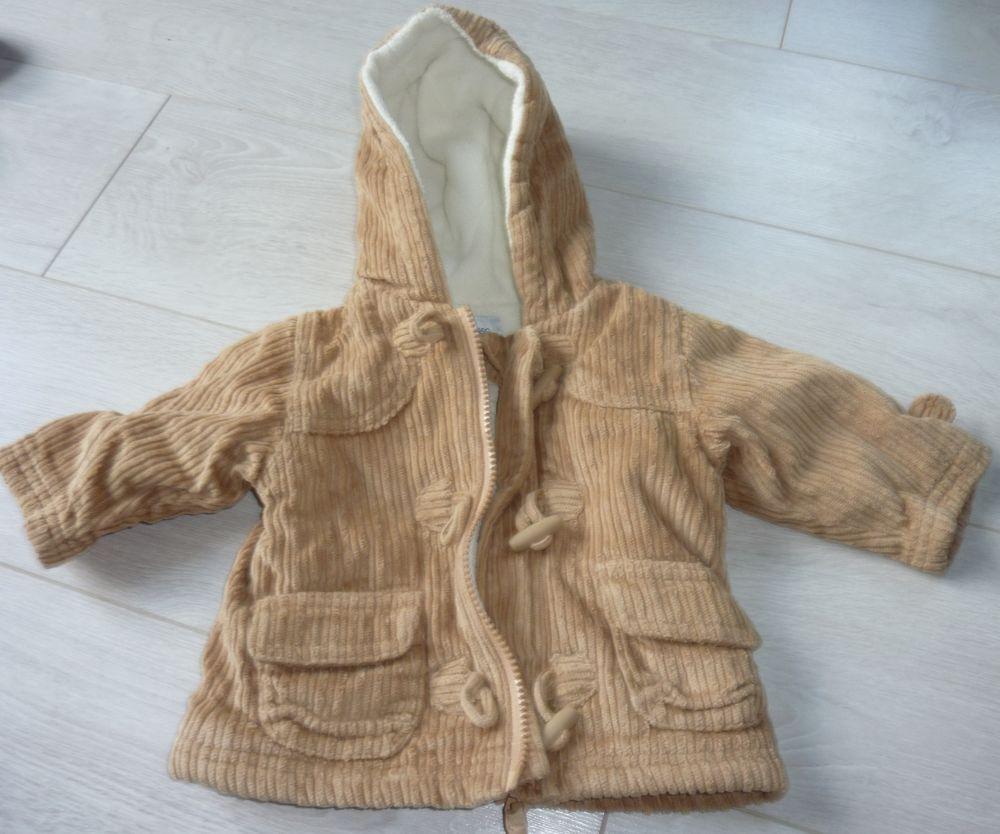 veste manteau bebe 3 mois TEXBASIC 2 Bonnelles (78)