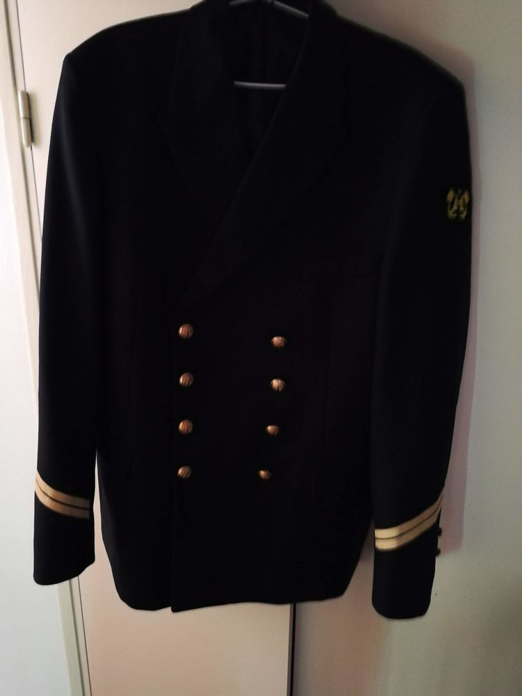 Veste marine nationale second maitre 104M 0 Toulon (83)