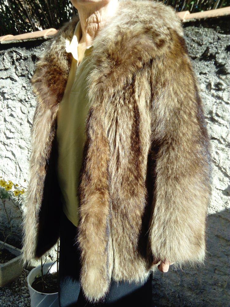 Veste en marmotte  350 Hyères (83)
