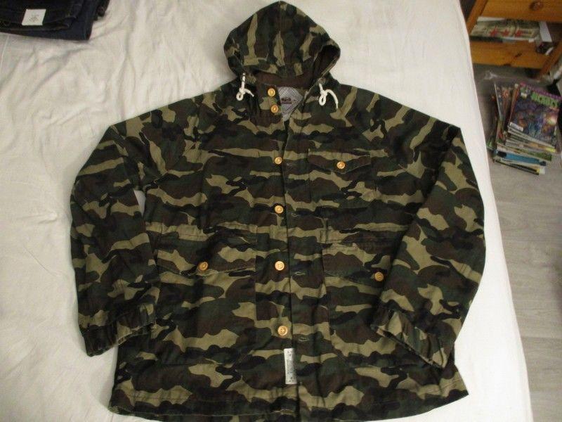 veste militaire capuche XL HOODIE japon  camouflage 50 Lognes (77)