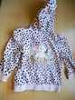 Veste 18-24 mois à capuche H&M Disney Vêtements enfants