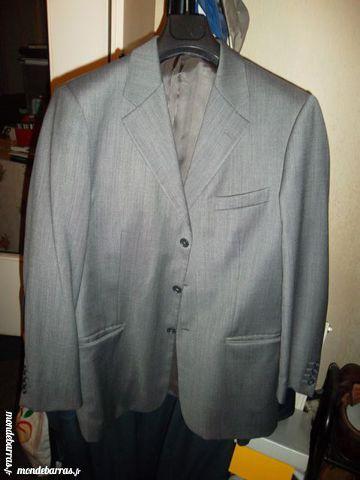 Veste MORABITO gris perle 54 pour Homme Vêtements