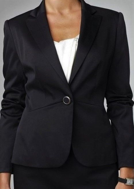 Veste noire femme type veste smoking élégante T 40 - 42 / 42 10 Domart-en-Ponthieu (80)