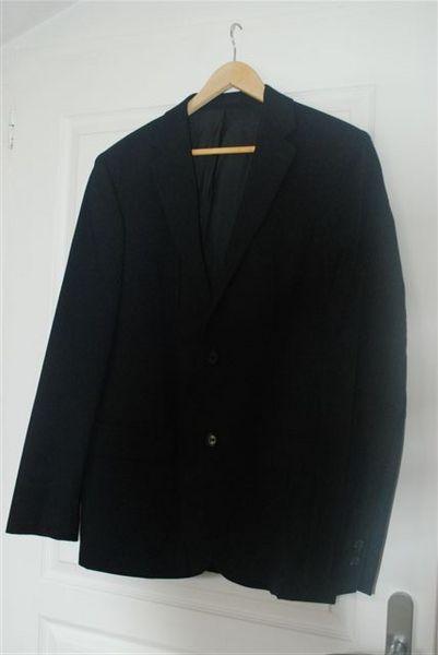 Veste noire homme taille 52 10 Gilly-sur-Isère (73)