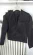 Veste noire marque CAROLL  25 Bry-sur-Marne (94)