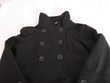 Veste noire Vêtements