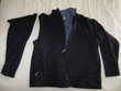 Veste Polaire bleu, manche détachables gilet Sports