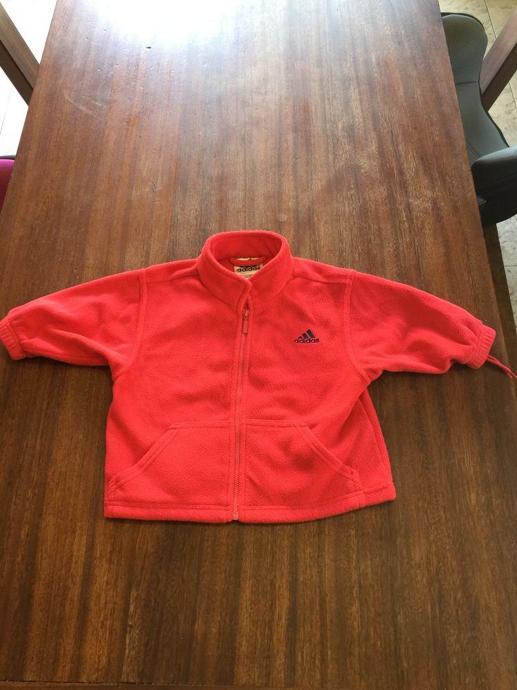 Veste polaire enfant garçon   Adidas   5 Saleilles (66)