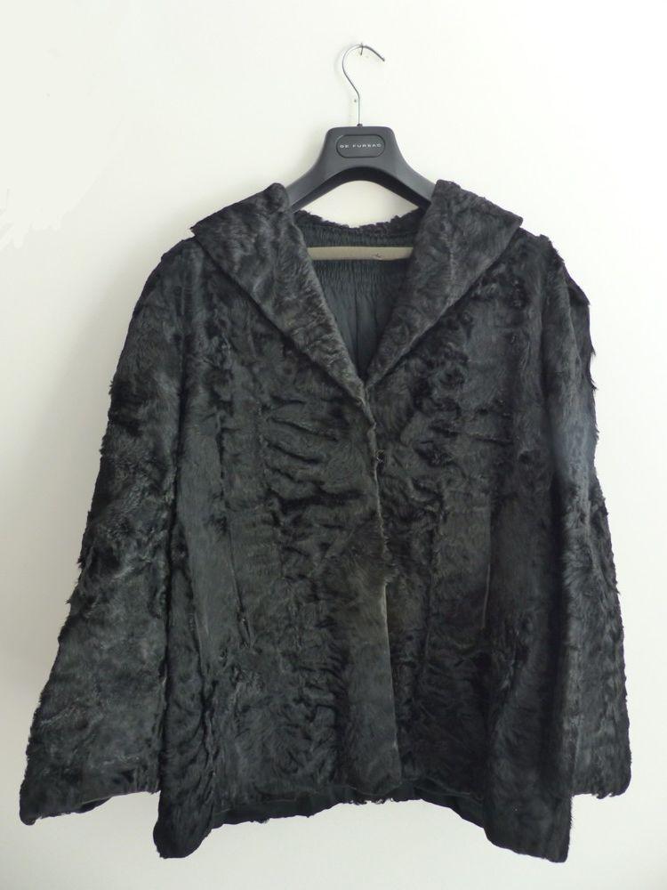 Veste pour femme en astrakan 50 Saint-Gildas-de-Rhuys (56)