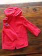 Veste rouge à capuche Vertbaudet Vêtements enfants