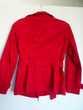 veste rouge Vêtements