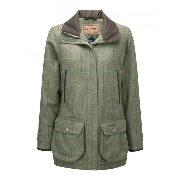 veste schoffel femme countrywear goretex taille 38 Vêtements