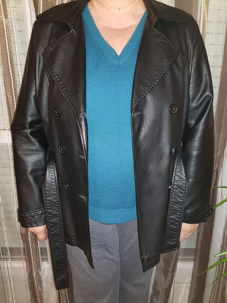 ed5b3e6b58a2 Vestes en cuir occasion , annonces achat et vente de vestes en cuir ...