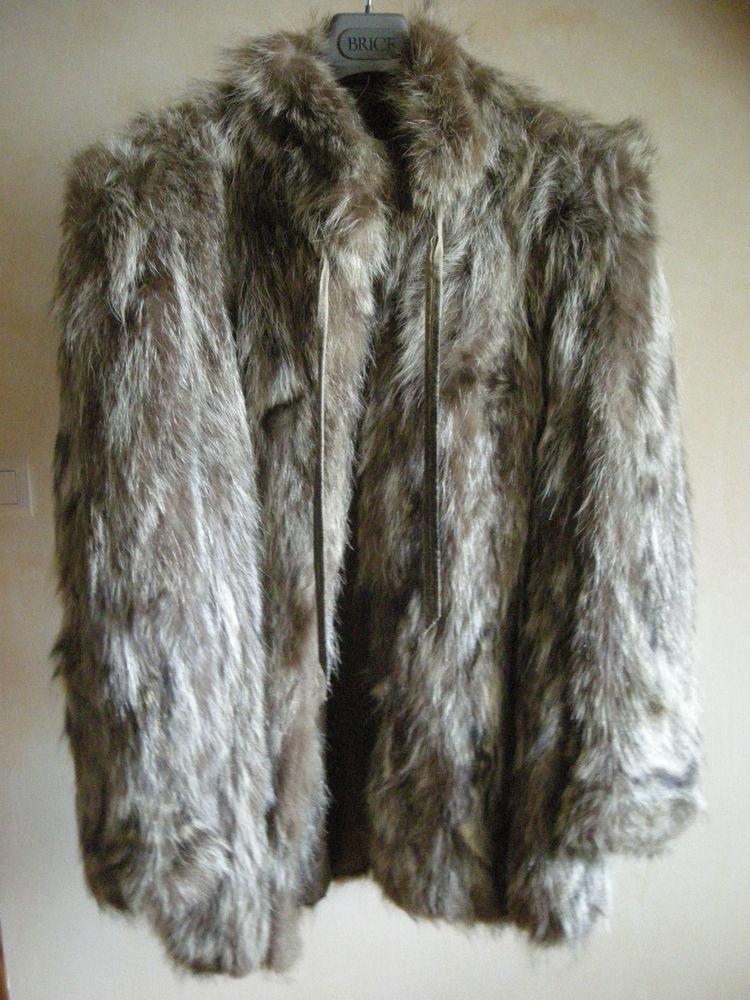 veste trois/quart en fourrure 150 Le Fœil (22)
