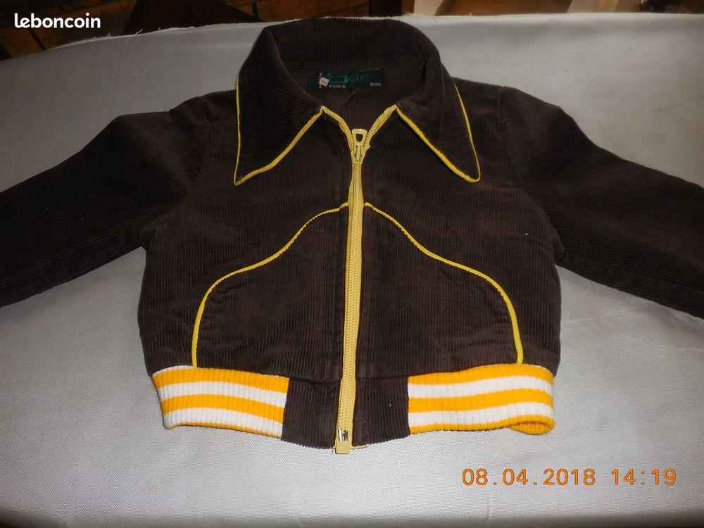 veste velours marron 4 ans 2 Sète (34)