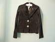 veste velours noir