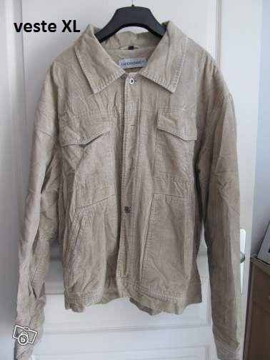 veste velours XL 10 Mont-de-Marsan (40)