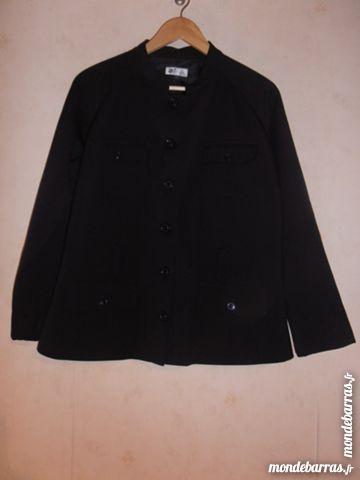 Veste col mao (68) Vêtements