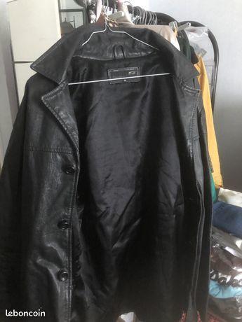 2 Vestes en cuir homme 170 Ivry-sur-Seine (94)
