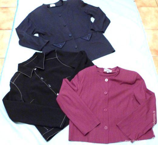 Lot de vestes femme taille 42/44 10 Écuisses (71)
