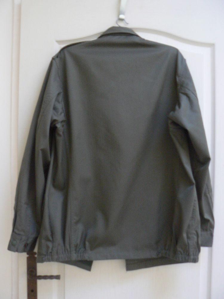 Vestes militaires kaki tailles L  5 Allez-et-Cazeneuve (47)