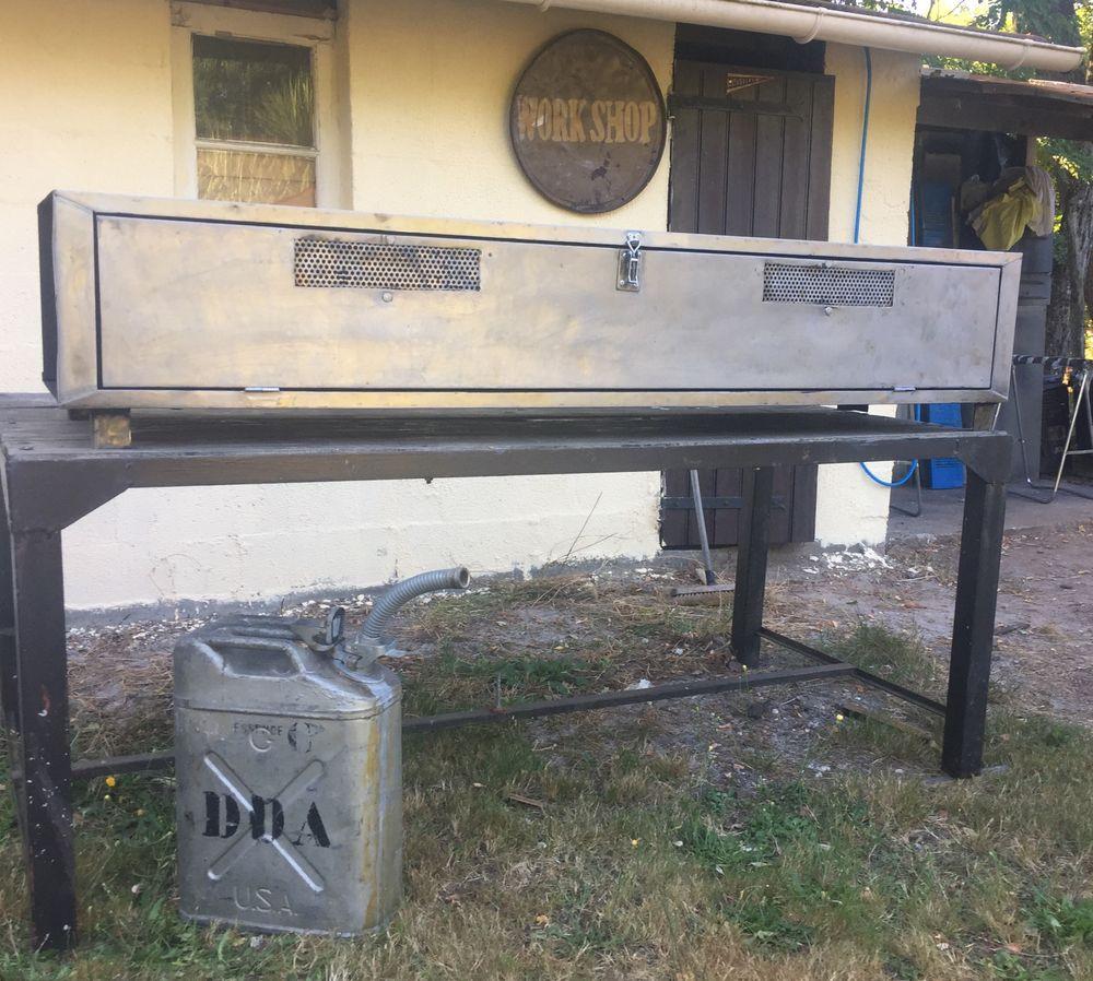 vestiaire métallique industriel meuble télévision 400 Landiras (33)