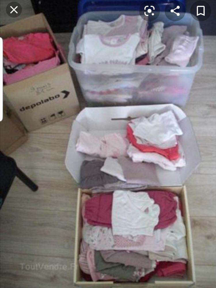 vetement fille 0 a 36 mois Vêtements enfants