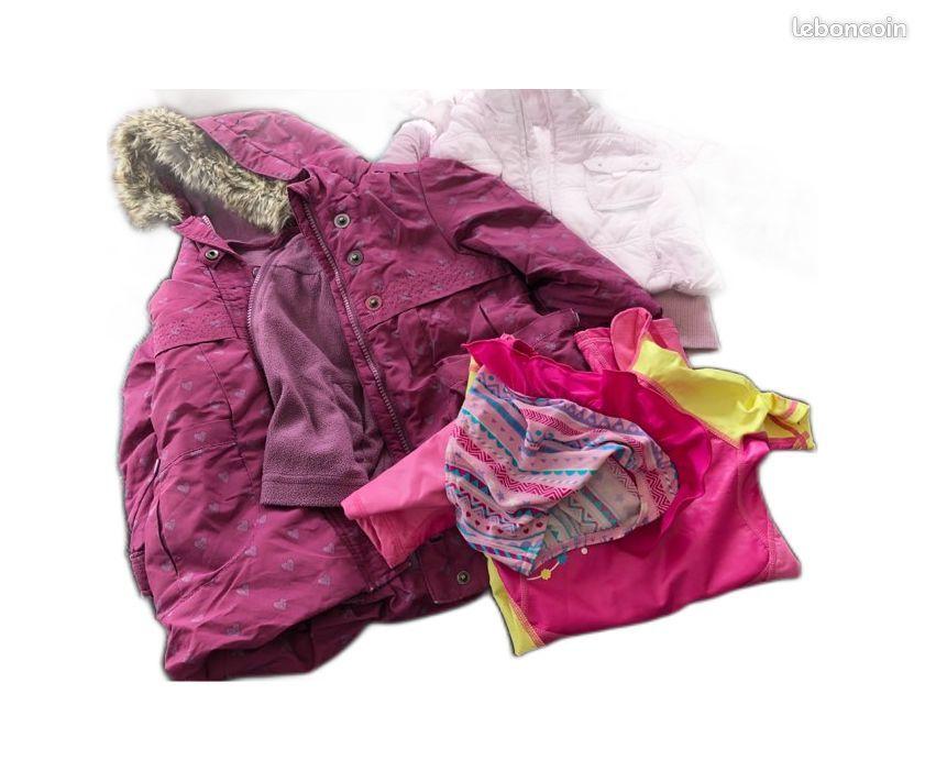 Lot vêtement fille 3 ans 7 La Garenne-Colombes (92)