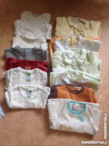 Lot vêtement garçon 3 mois 30 Chançay (37)