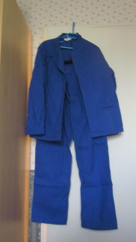 Vêtement de travail taille 54 4 Soucelles (49)