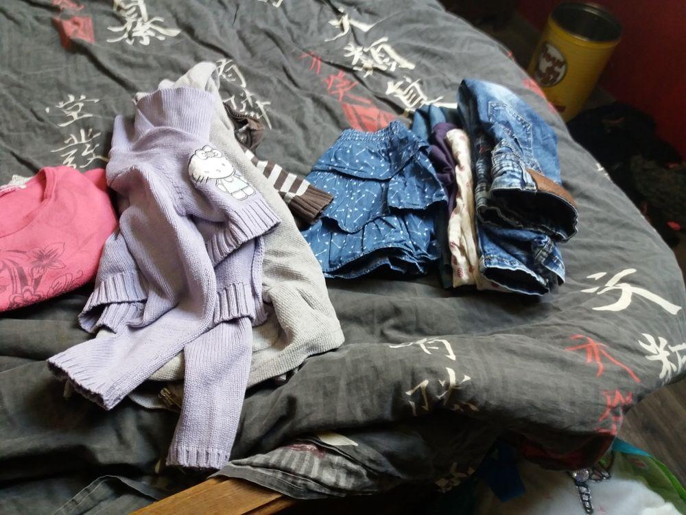 lot vêtement 15 Juilley (50)