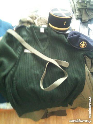 vêtements et articles militaire 40 Nanteau-sur-Lunain (77)