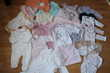 Lot de vêtements bébé fille 6 mois Soindres (78)