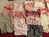 vêtements bébé fille 0 à 6 mois 1 Mandres-les-Roses (94)