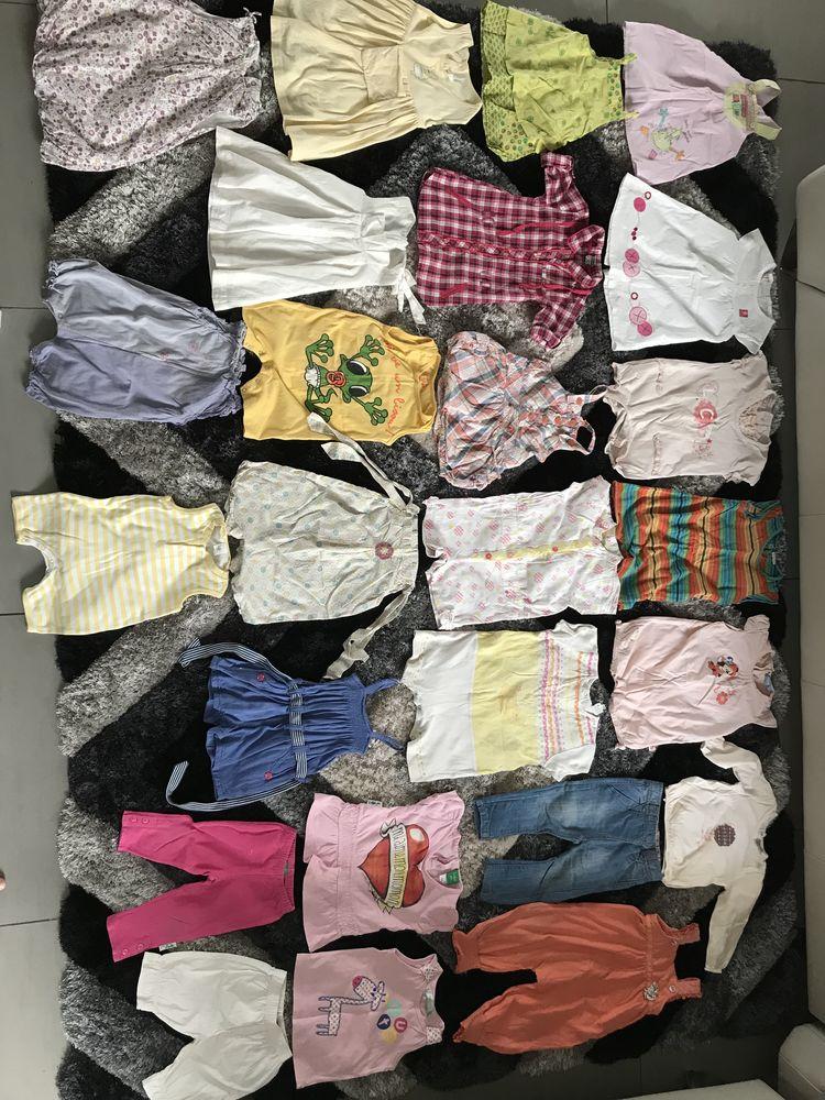 Vêtements Bébé Fille 12 mois (2) 55 Saint-Gilles Les Hauts (97)