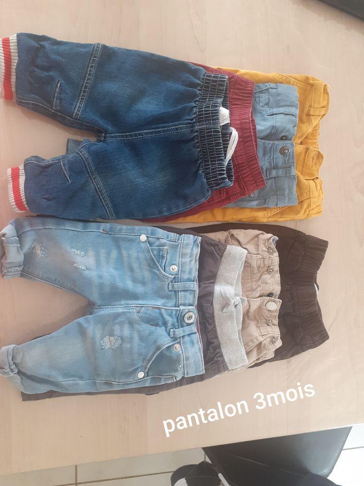 Vêtements bébé garçon 3mois  60 Saint-Fraigne (16)