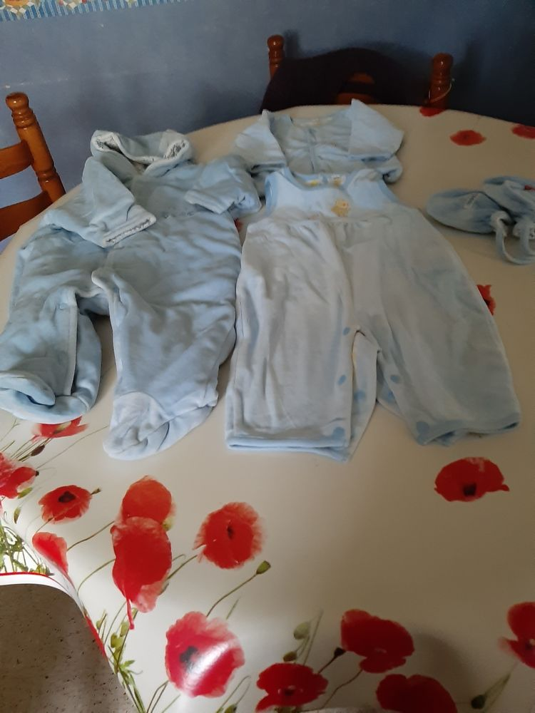 vêtements bébé 3 mois 20 Noyon (60)