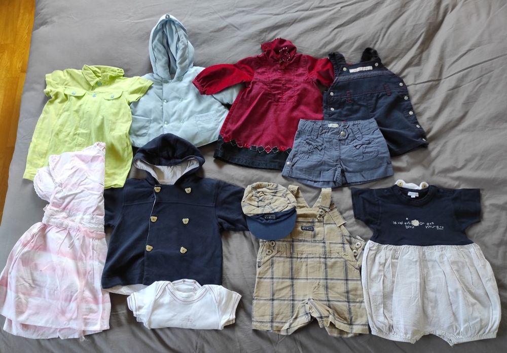 Vêtements bébé 6 mois à 3 ans  2 Metz (57)