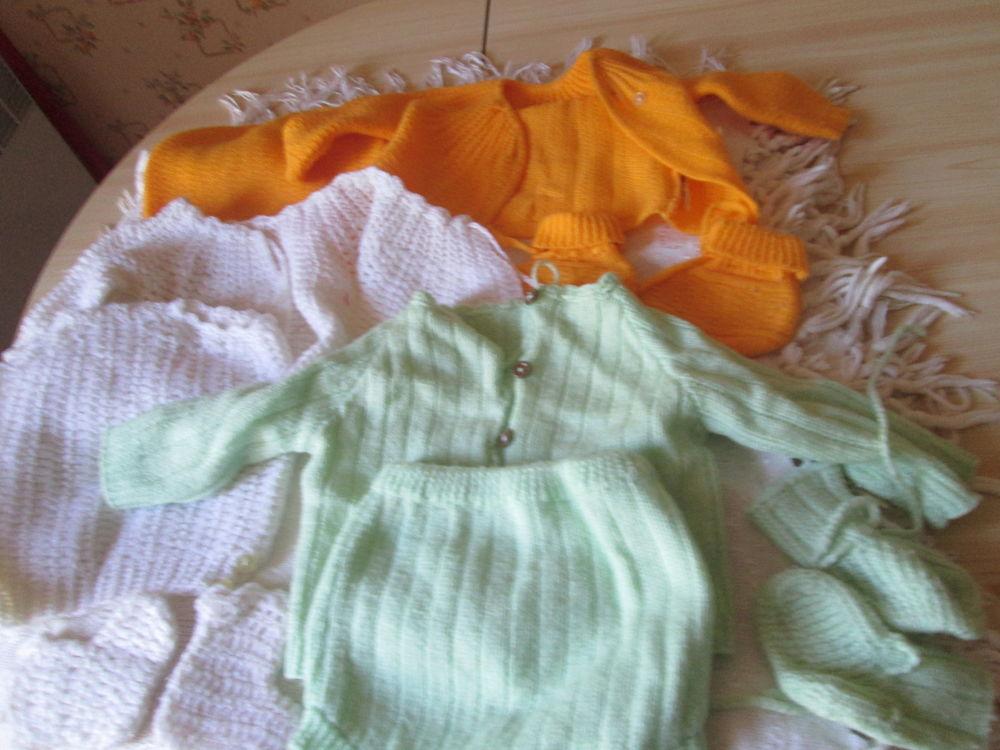 Vêtements bébés 3/6 mois Vêtements enfants