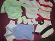Vêtements bébés 3/6 mois