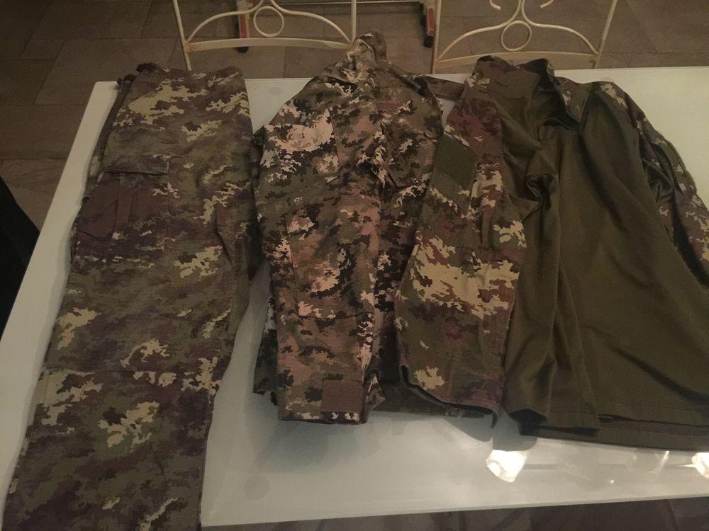 vêtements camouflage vegetato complet Sports