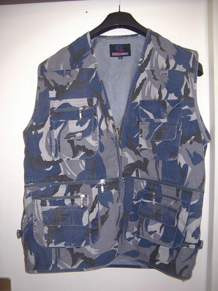 vêtements camouflage Vêtements