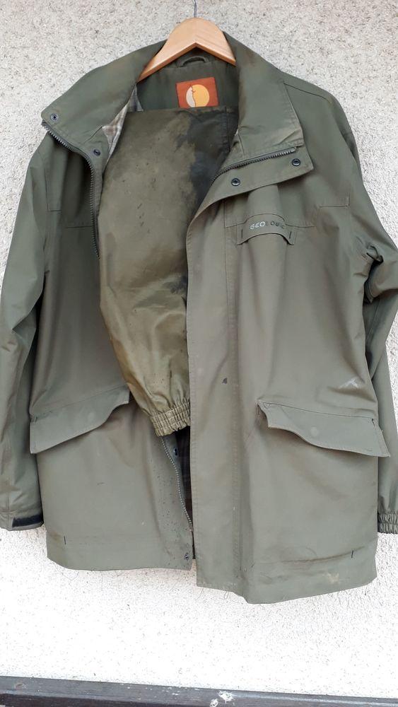 5 vêtements de chasse  40 Lisses (91)